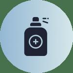 icon spray