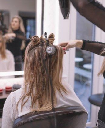 накручення волосся