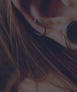 пірсинг вуха